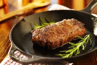 Chef's Table: Italian Feast Seared Steak