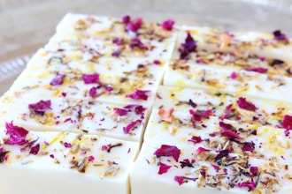 Masterclass: Creating Your Own Cold Process Soaps