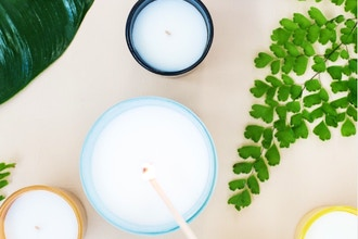 Masterclass: Design Your Own Natural Candles Workshop