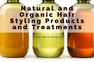 Hair Styling Products and Treatments