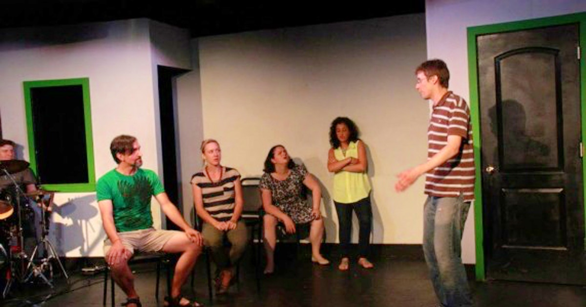 The Saturday Drop-In - Improv Classes New York | CourseHorse - Magnet Training Center