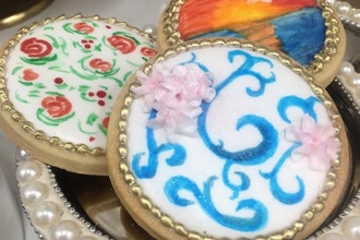 Advanced Royal Icing - Brush Embroidery