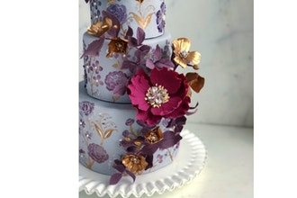 Floral Opulence Class with Caketress