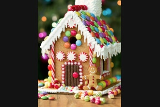 Gingerbread House: Decorate & BYOB