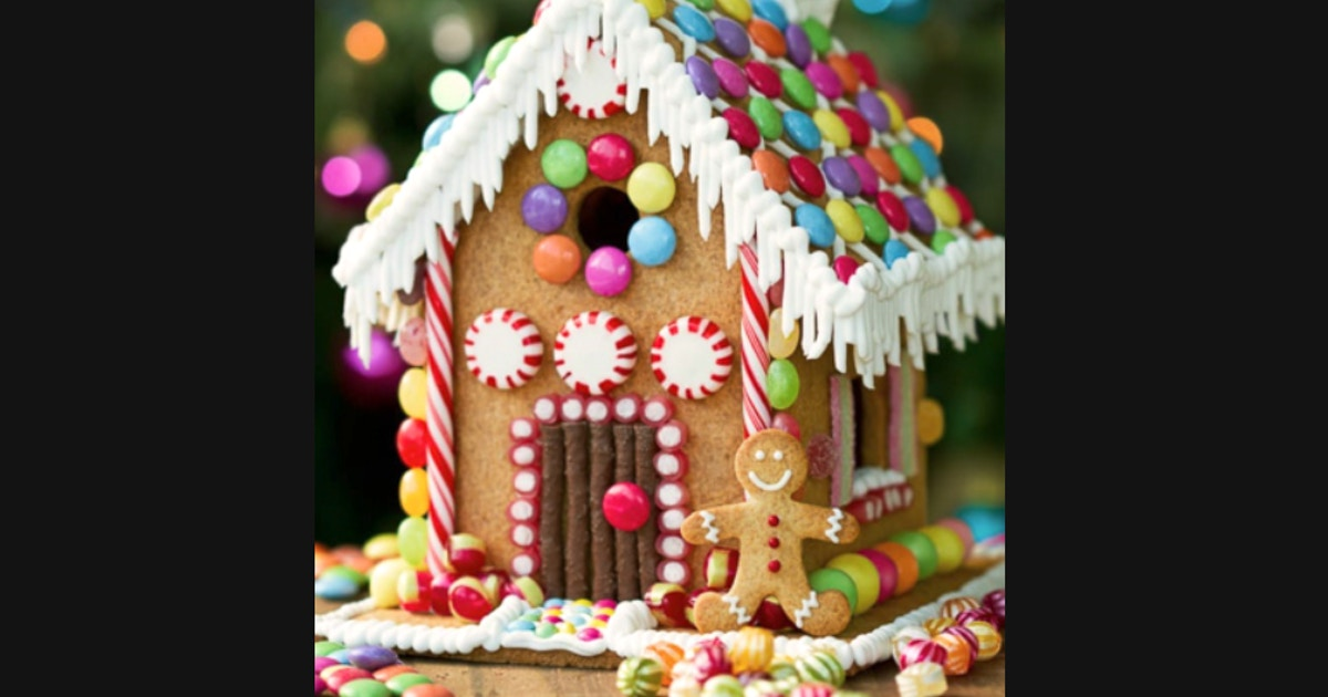 Gingerbread House - Cake Decorating Classes New York ...