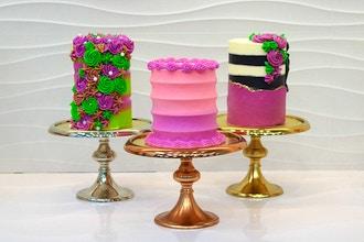 Trending Buttercream Cake
