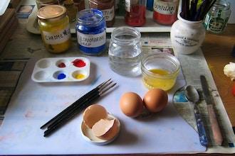 The Art of Egg Tempera