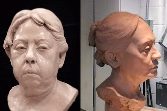 The Art of Portrait Sculpture (from live model)