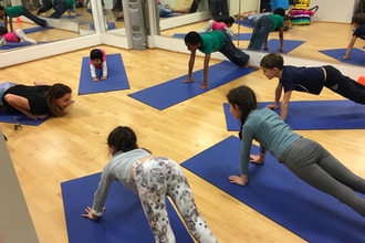 Children's Yoga (Ages 4-8)