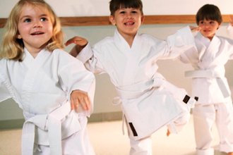 Tiger Paws Karate: Ages 7-14