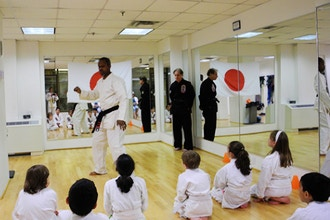 Tiger Cubs Karate: Ages 3.5-7