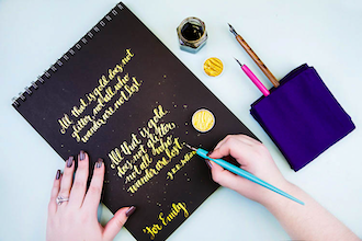 Modern Calligraphy Bootcamp