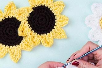 Intermediate Crochet: Coasters WebJam