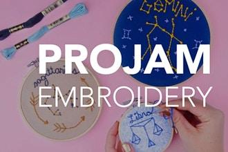 ProJam: Embroidery