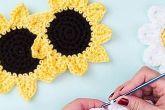 Beginner Crochet: Coasters WebJam