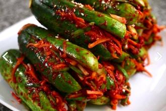 Cucumber Kimchi 2 Ways w/ Haejung Kim