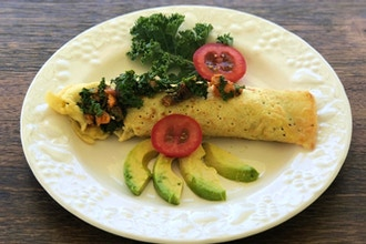 Gluten-Free Sweet and Savory Crepes