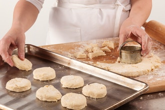 Biscuit Baking with Chef Mary Moran