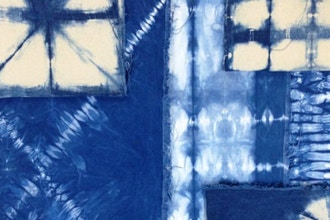 Beginner Shibori: Dye Techniques with Indigo