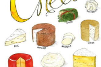 A Little Book of Cheese Author