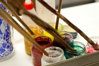 Water Marbling: Ebru Art Course