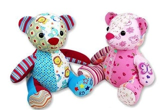 Melody Memory Bear Stuffie