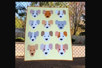 The Puppies Quilt (Virtual)
