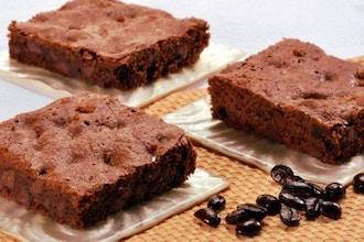 Cookies and Brownies Baking