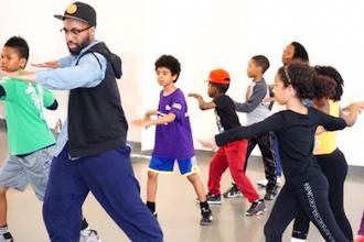 Hip-Hop Minis (Ages 5-7)
