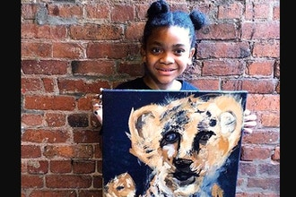 Painting & Drawing Animals for Kids (Ages 5-8 yrs)