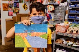 Kids: Beginner Painting