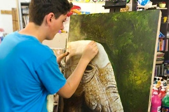 Teens: Advanced Painting, Drawing & Mixed-Media