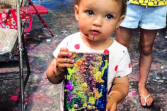 Toddlers: Art Adventure