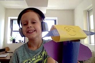 Kids: Self Expression in Art Media (Online)