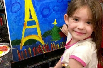 Beginner Still Life Drawing & Painting (Ages 4-7 yrs)