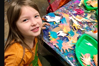 Painting & Mixed Media Fun for Kids (Ages 5-8 yrs)