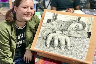Teen: Still life Drawing & Painting (Beg - Int) - Kids Art