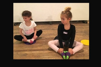 Toddler Tiny Dancers Hip Hop