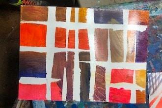 Adult: Abstract Art Adventure