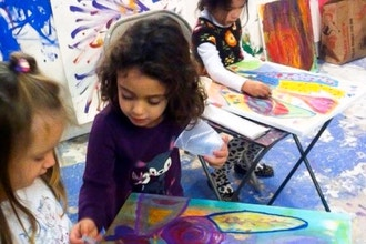 Kids Art Camp (Half Day)