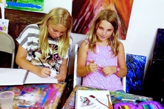Teens: Painting & Mixed Media