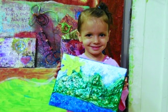KIDS: Foundation Drawing & Painting