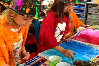 Kids Painting for Beginners