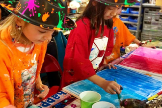 Kids Art Camp (Full Day)