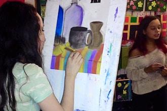 Teens Art Exploration
