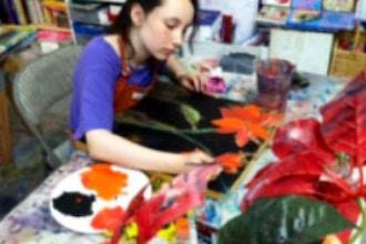 Teens Taster: Art for Absolute Beginners