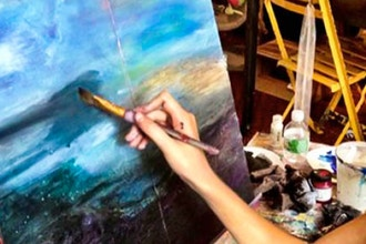 Adult: Introduction to Landscape Painting