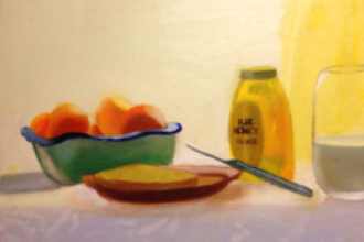 Adult: Introduction to Still Life Drawing & Painting