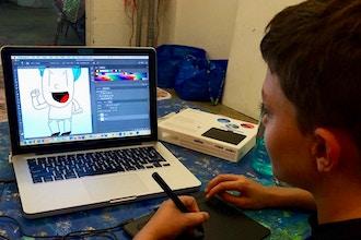 Teens: Beginner Procreate Digital Art & Illustration