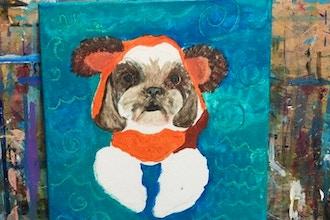Adult: Beginner Oil Painting